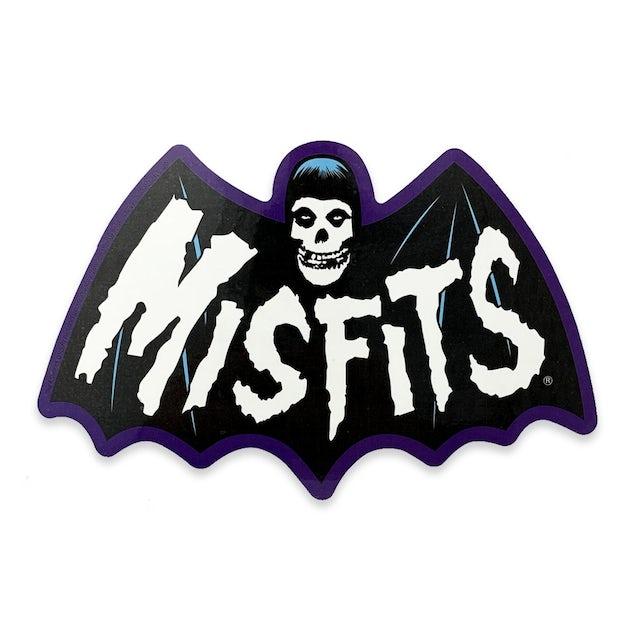 """The Misfits """"Bat Fiend"""" Sticker"""