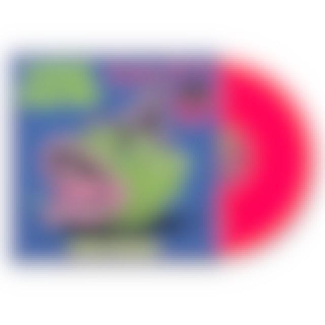 "The Misfits OSAKA POPSTAR / BARNES & BARNES 12"" (NEON PINK VINYL)"