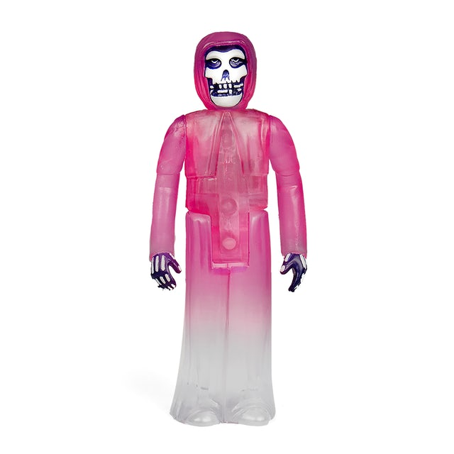 """Walk Among Us"" (PINK) Misfits Fiend 3.75"" ReAction Figure"
