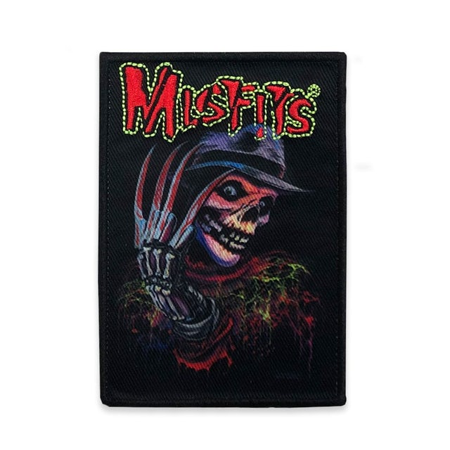 """The Misfits """"Nightmare Fiend"""" Patch"""