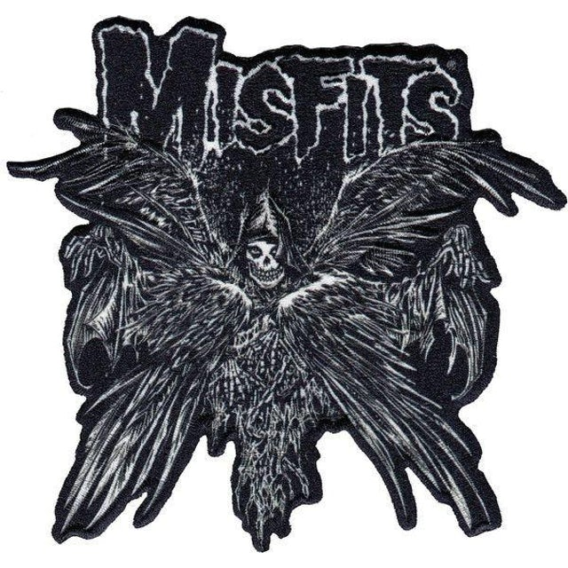 "The Misfits Descending Angel"" Patch"