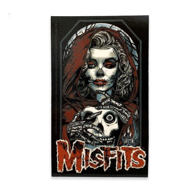 "The Misfits ""Unmasked"" Sticker"