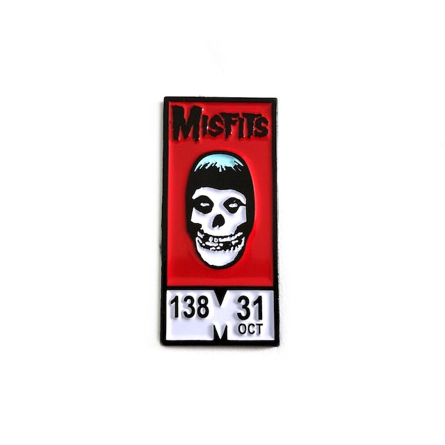 The Misfits Comic Fiend Pin
