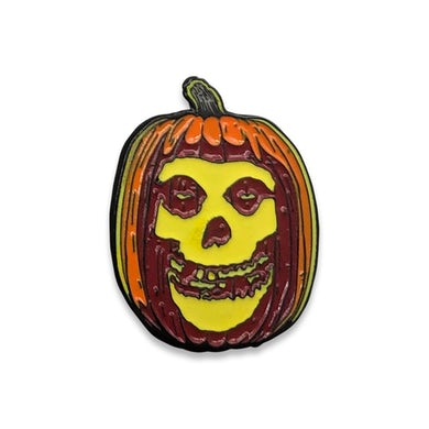 The Misfits Remember Halloween Enamel Pin