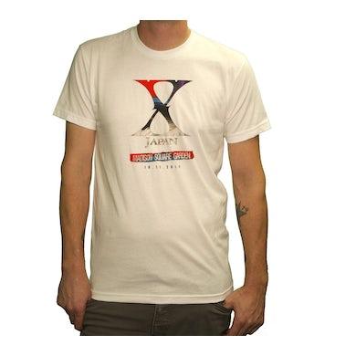 X Japan Madison Square Garden 2014 Men's T-Shirt