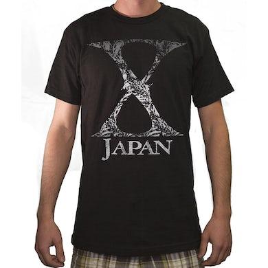 X Japan Leaves T-Shirt