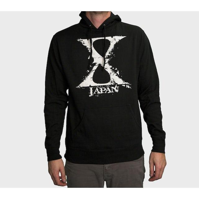 X Japan Photo Copy Pullover Hoodie
