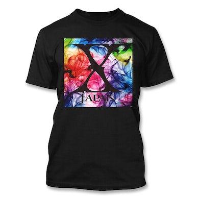 X Japan Rainbow Smoke T-Shirt