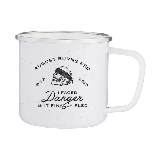 August Burns Red Skull Enamel Mug