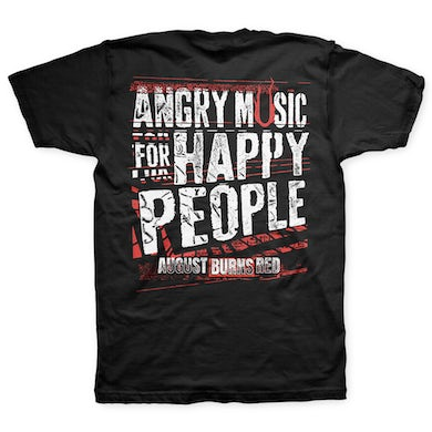 August Burns Red Angry People Unisex Tee