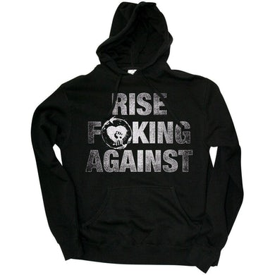 Rise Against FD Up Pullover Hoodie