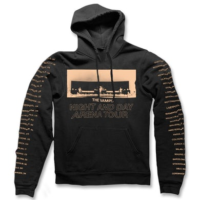 The Vamps Live Tour Pullover Hoodie