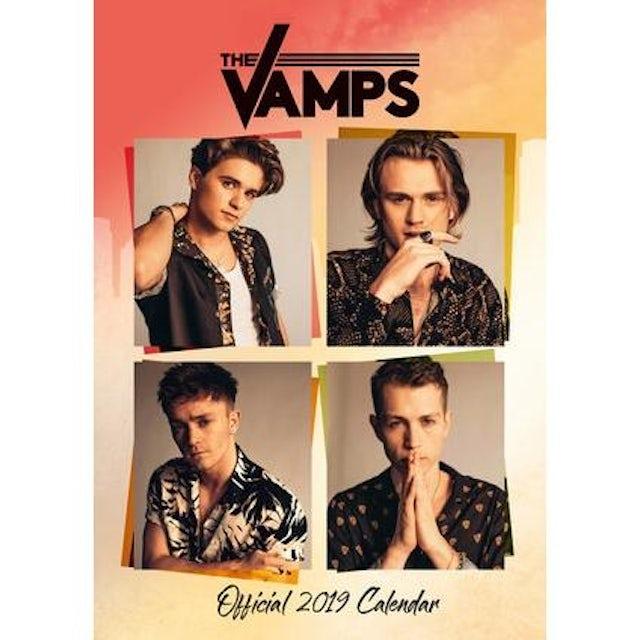 The Vamps 2019 Calendar