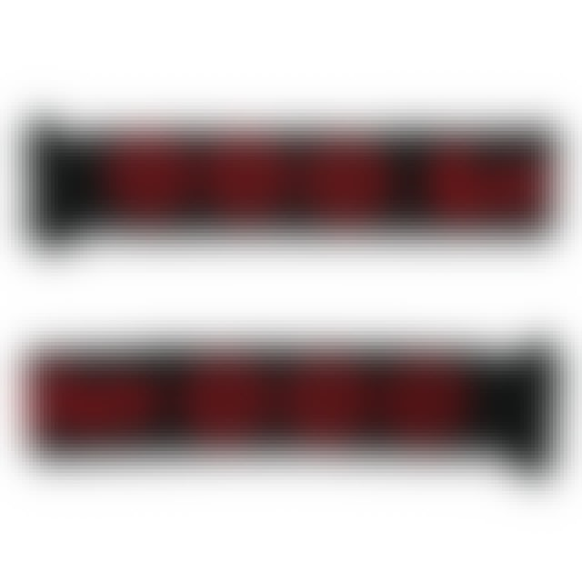 Seether Jacquard Knit Logo Scarf