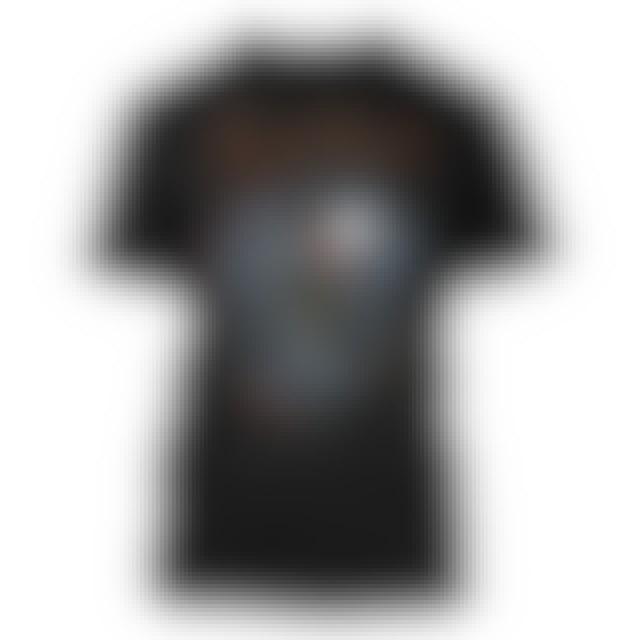Seether Skreeing Skull Black T-Shirt