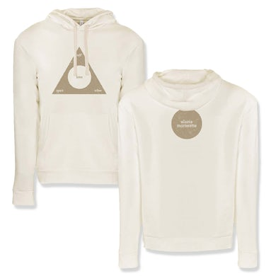Alanis Morissette Love Triangle Pullover Hoodie