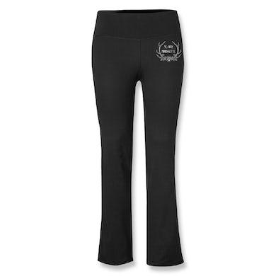 Alanis Morissette Antlers Yoga Pants