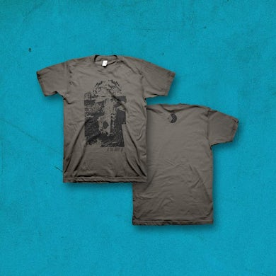 At The Drive-In Diamanté T-Shirt (Army)