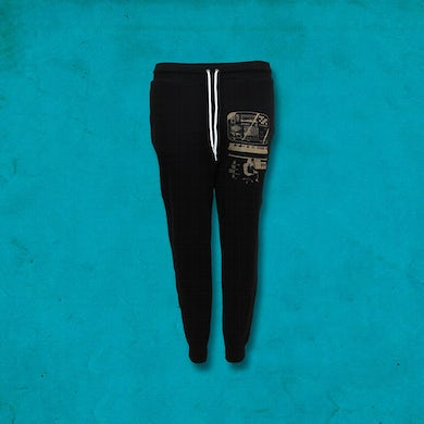 At The Drive-In Monitor Joggers