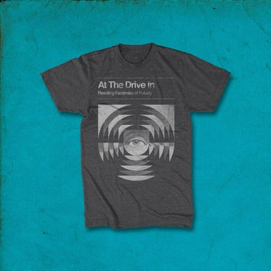 At The Drive-In Transcendence T-shirt