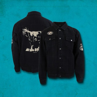 At The Drive-In Hyena Denim Jacket