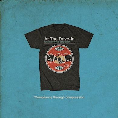 At The Drive-In Handshake T-shirt - Men's