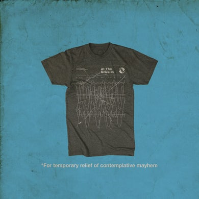 At The Drive-In Waves T-shirt