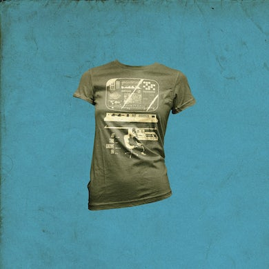 At The Drive-In Monitor T-shirt - Women's