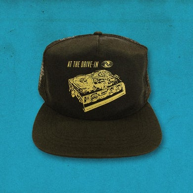 At The Drive-In Reel Hat