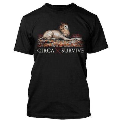 Circa Survive Lion T-Shirt - Men's