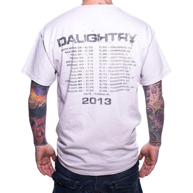 Daughtry Real American Men's Tour Tee