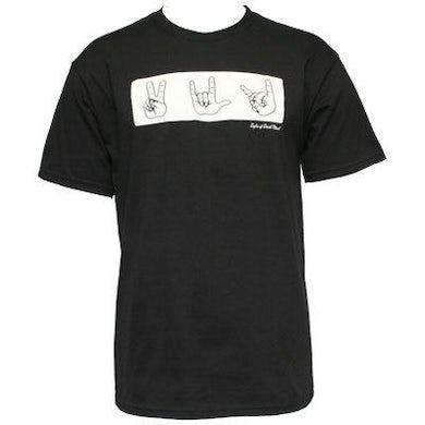Eagles Of Death Metal Eagles of Death Hand Jives Men's Vintage Black T-Shirt