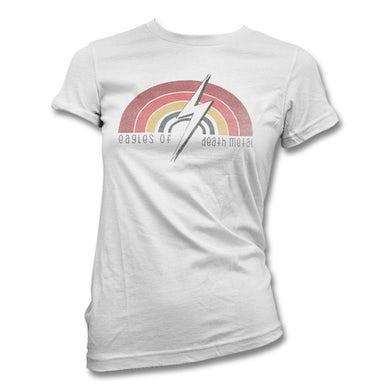 Eagles Of Death Metal Rainbolt T-Shirt - Women's