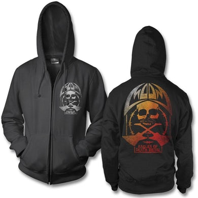 Eagles Of Death Metal Mouthful Zip Hoodie