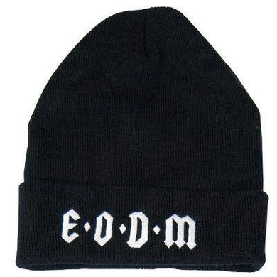 Eagles Of Death Metal EODM Black Embroidered Beanie