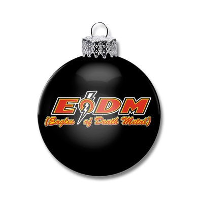 Eagles Of Death Metal Logo Ornament