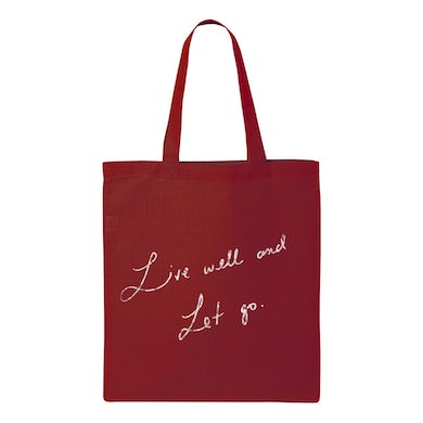 Ingrid Michaelson Live Well Tote Bag
