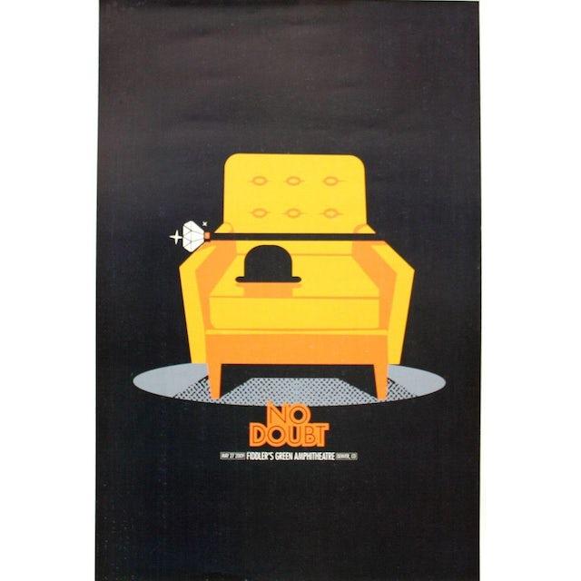 No Doubt Denver Show Poster
