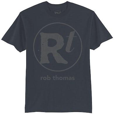 Rob Thomas Blue RT Logo T-shirt - Men's