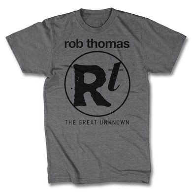 Rob Thomas The Great Unknown T-shirt - Men's