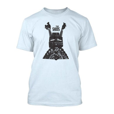 The Shins Guitar Neck Collage T-Shirt