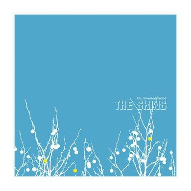 The Shins Oh Inverted World Vinyl LP
