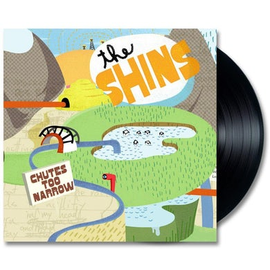 The Shins Chutes Too Narrow Vinyl LP