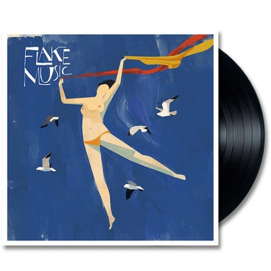 The Shins Flake Music When You Land Here, It's Time To Return LP (Vinyl)
