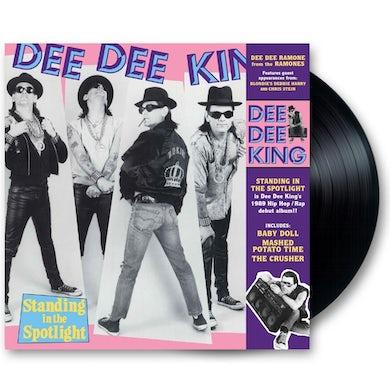 """Dee Dee Ramone Dee Dee King """"Standing in the Spotlight"""" 12"""" Vinyl LP (Ltd Ed Reissue)"""
