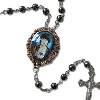 Dee Dee Ramone Saint Dee Dee Rosary Beads