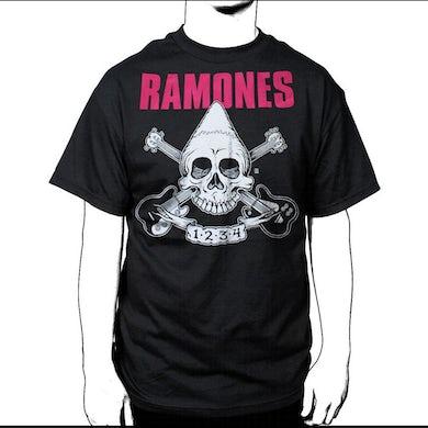 Dee Dee Ramone Pinhead 1,2,3,4 T-shirt