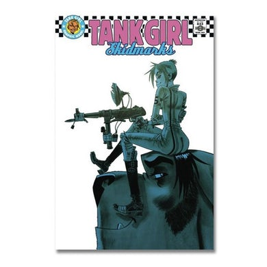 Dee Dee Ramone Tank Girl: Skidmarks TPB