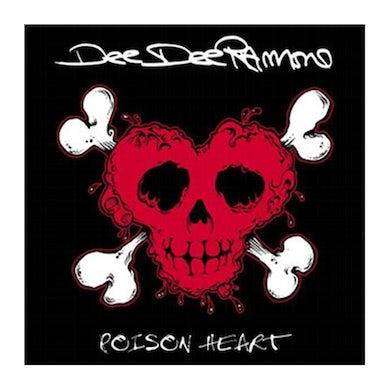 Dee Dee Ramone Poison Heart Magnet