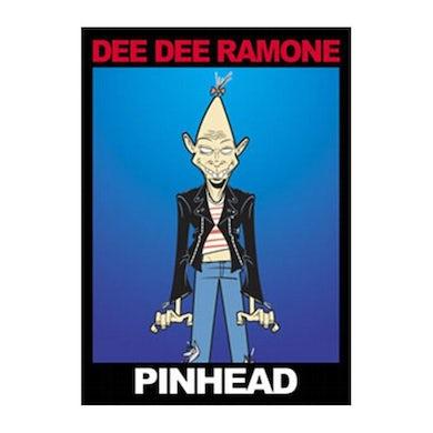 Dee Dee Ramone Pinhead Magnet